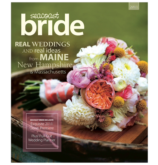 Seacoast Bride 2011 cover