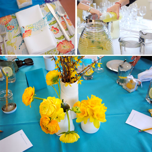 A Spring Baby Shower Beautiful Days Events