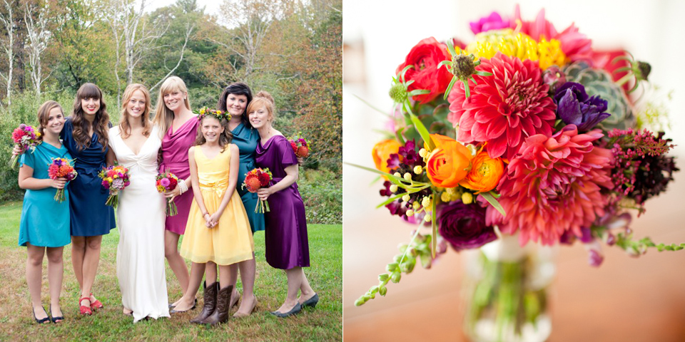 Flowers by Beautiful Days | Photo Credit: Leah Fisher | See more at www.localhost/beautifuldays