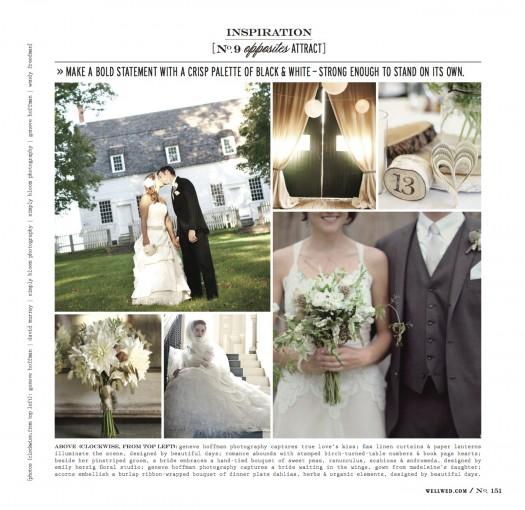 WellWed Maine Wedding