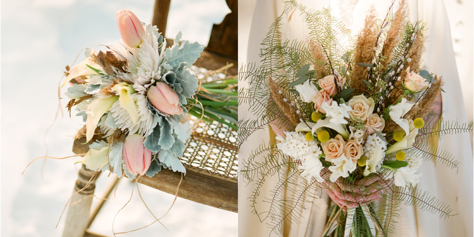 Maine Wedding Florist Bouquets White Loft Studio