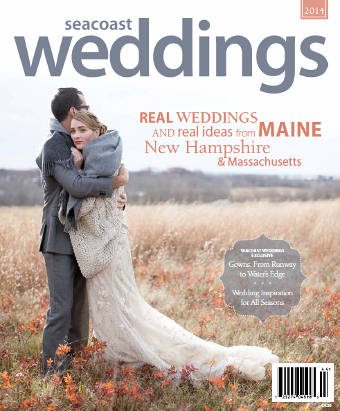 Seacoast Weddings 2014 Cover Beautiful Days real weddings