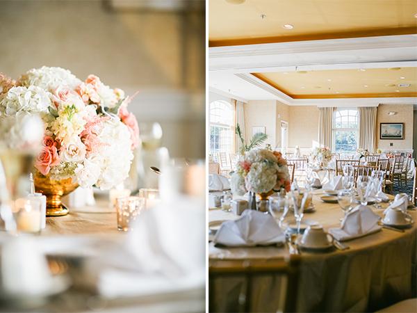 Stage Neck Inn Maine Wedding Summer Florist Flowers Seaside York Harbor