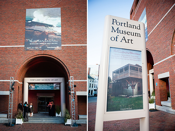 A celebration of winslow homer at the pma for Portland art museum maine