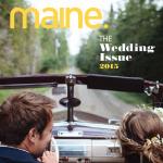Maine Magazine Weddings 2015