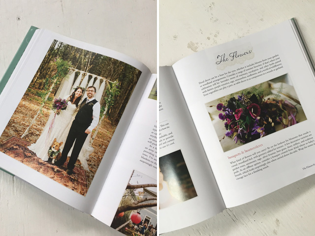 The Inspired Wedding Book | Beautiful Days Real Weddings | See more at www.localhost/beautifuldays