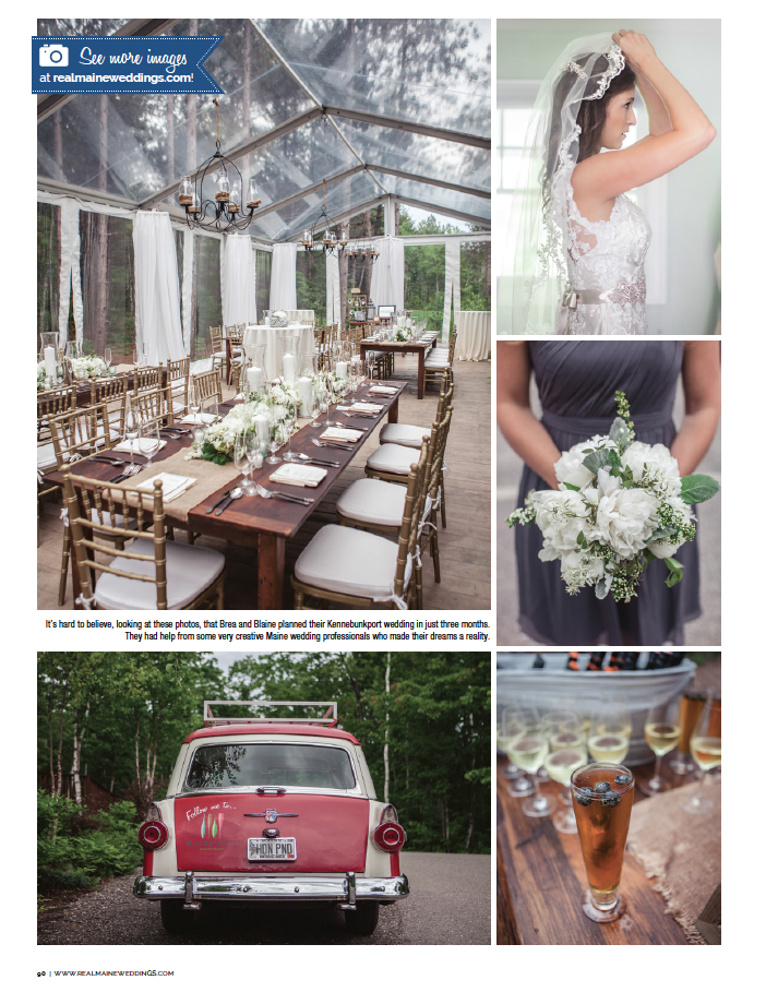 Real Maine Weddings Magazine | See more at www.localhost/beautifuldays