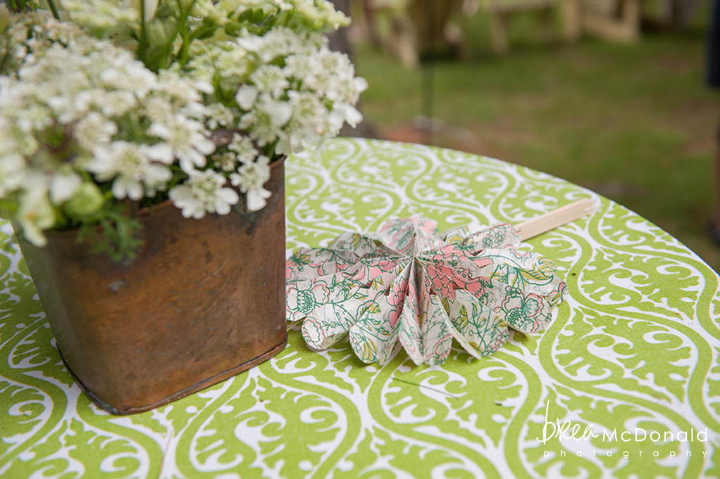 Clarks Cove Farm Wedding Ceremony