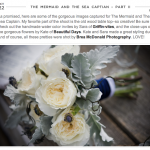Beautiful Days featured on fantastic blogs!