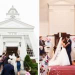 A York Harbor Reading Room Wedding