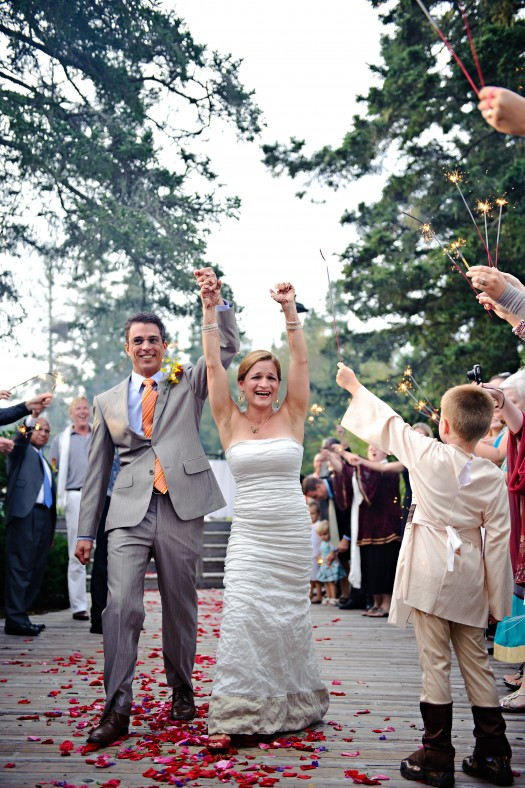 Real Maine wedding newagen Seaside Inn wedding planning