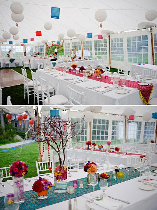 Maine wedding Newagen Seaside Inn design
