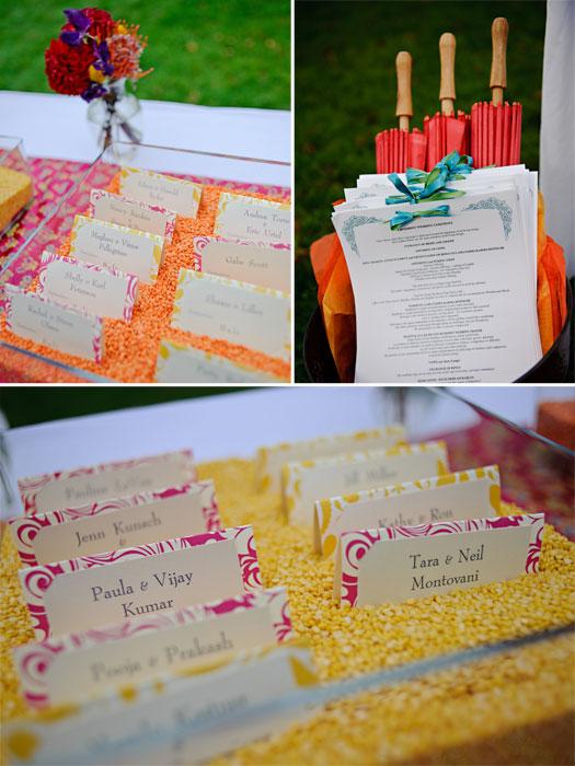 Maine wedding details