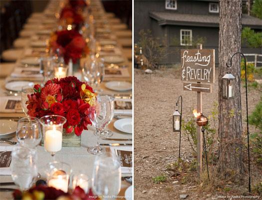 Maine Wedding Design  wedding flowers hidden pond kennebunkport | Photo Credit: Nadra Photography