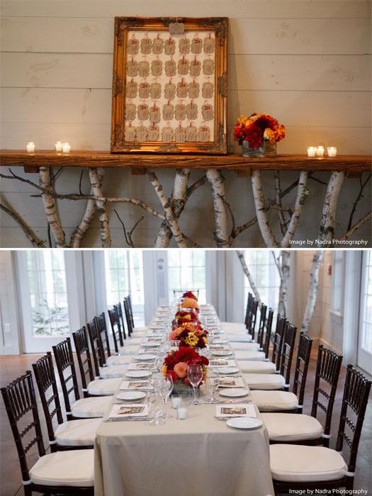 Maine Wedding Flowers & Design | Photo Credit: Nadra Photography