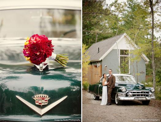 Maine Wedding Florist  | Photo Credit: Nadra Photography
