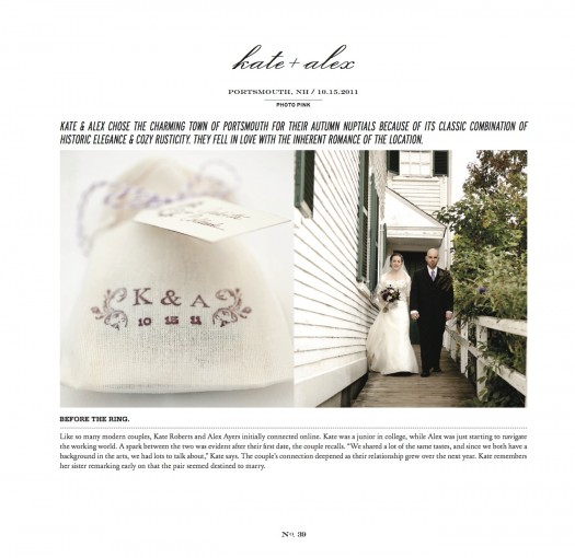 Maine Wedding Design