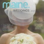 Beautiful Days in Maine the magazine's Wedding