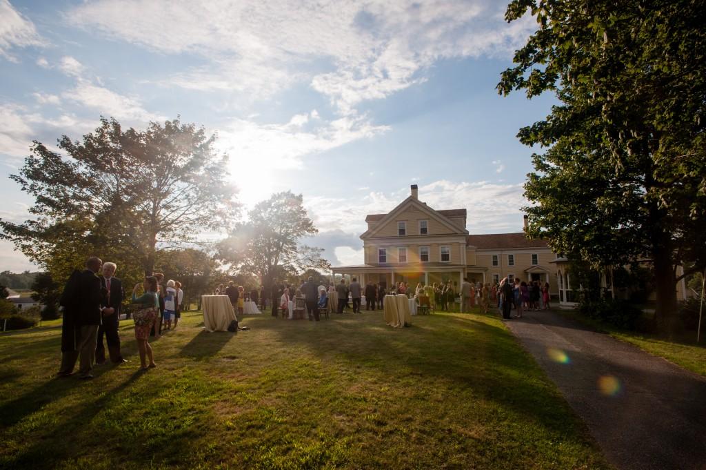 Maine Farm Wedding | Photo Credit: emilie Inc | More at www.localhost/beautifuldays