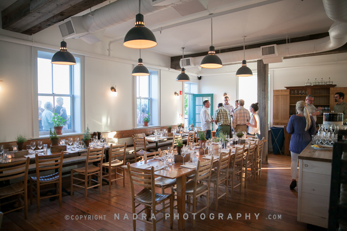 Rockport Maine Salt Water Farm Wedding