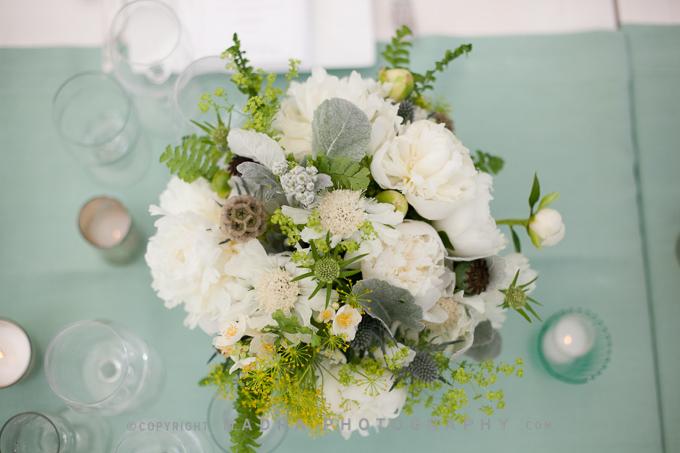 Rockport Maine wedding flowers