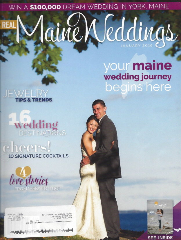 Real Maine Weddings