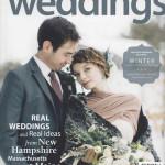 Celeste + Gordon in Seacoast Weddings Magazine